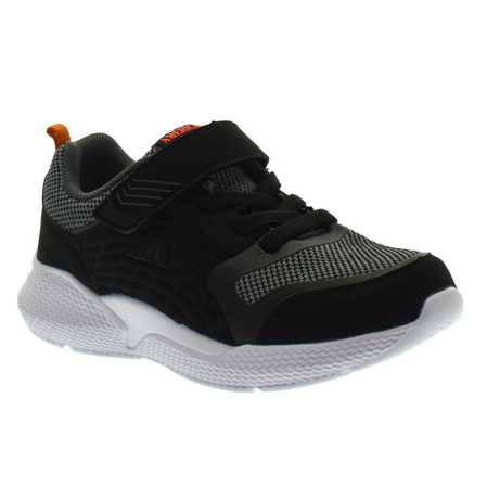 Adidasy dla dzieci American Club HA29/20 Czarne
