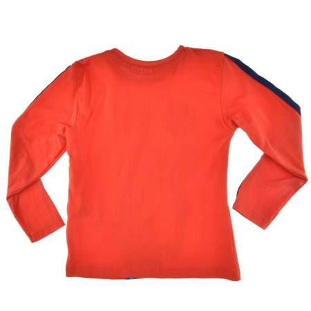 Bawełniana bluzka dla dzieci Spider-Man czerwona