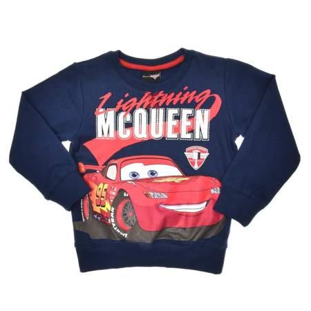 Bluza dla dzieci Cars Auta granatowa
