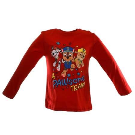 Bluzka dla dzieci z bohaterami bajki Psi Patrol
