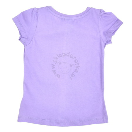 Bluzka dla dzieci z krótkim rękawem Frozen