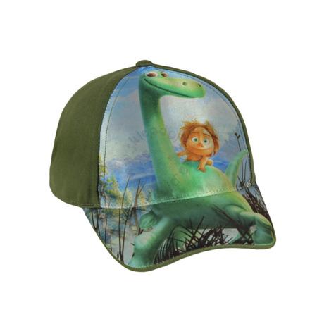 Dziecięca czapka z daszkiem Dobry Dinozaur