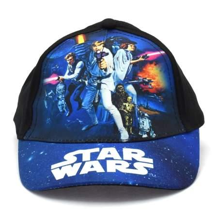 Dziecięca czapka z daszkiem Star Wars