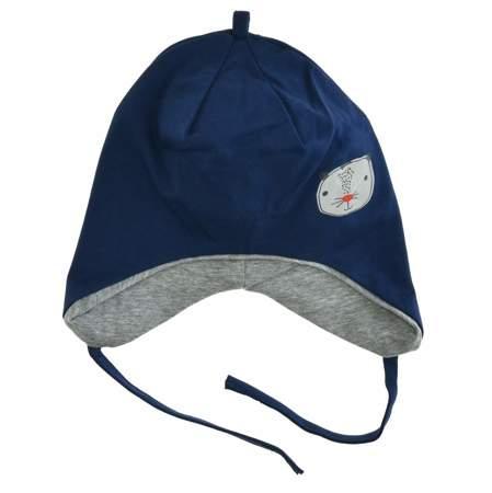 Granatowa czapka dziecięca Scorpio Malcolm