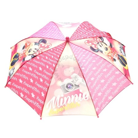 Parasol dziecięcy z Myszką Minnie