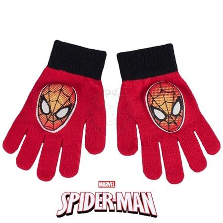 Rękawiczki dziecięce z bohaterem filmu Spider-Man