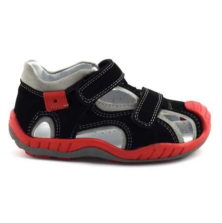 Sandały dla dzieci Kornecki 04955 Czarne