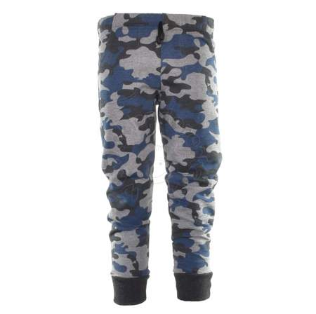 Spodnie dresowe dla dzieci PIK ze ściągaczem